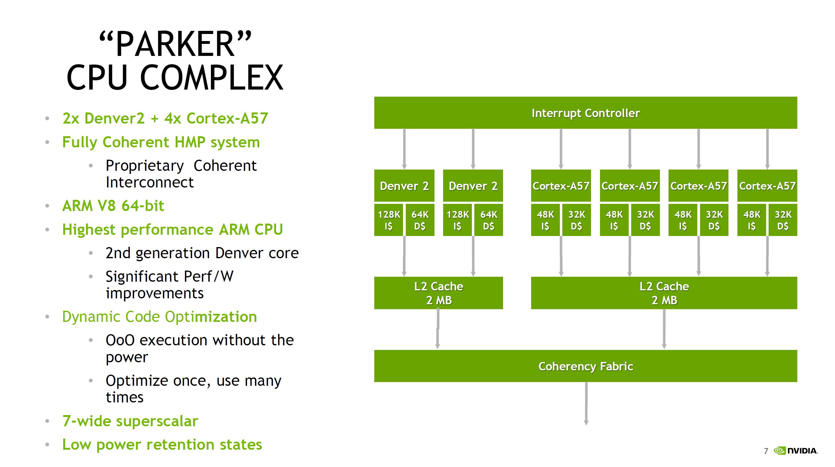 hot chips 2016  nvidia discloses tegra parker details