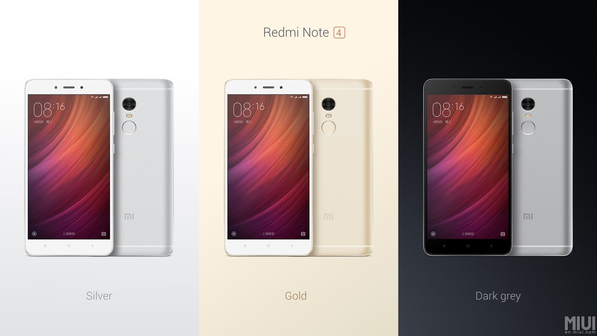 1b74e0e9da0 Xiaomi Launches Redmi Note 4 in China