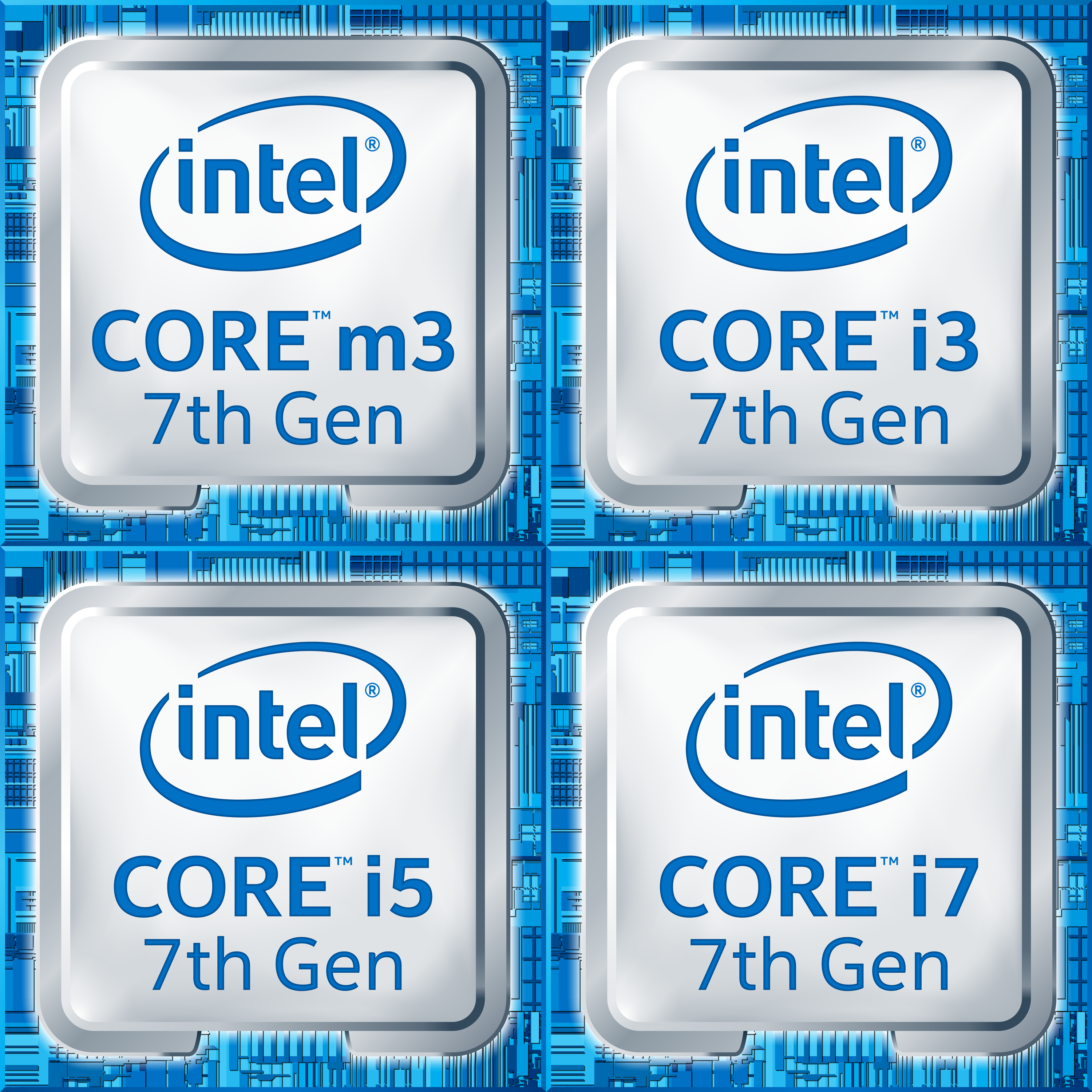 The New Cpus Updates To Core M Branding Intel Announces 7th Gen Stiker Laptop Pc I3 I5 Nvidia Marketing