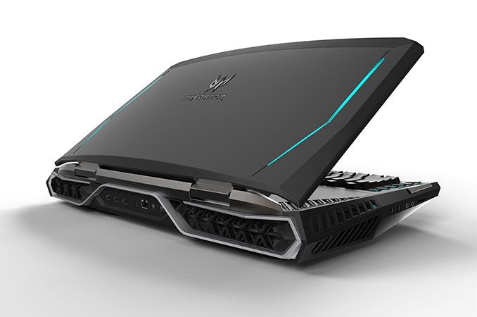 Resultado de imagem para Acer Predator 21 X