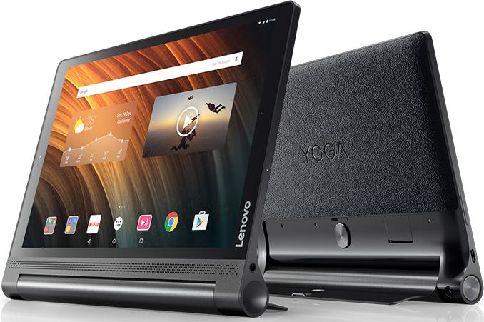 Lenovo Yoga Tab 3 Plus: Snapdragon 652, 10-Inch 2K Display, JBL