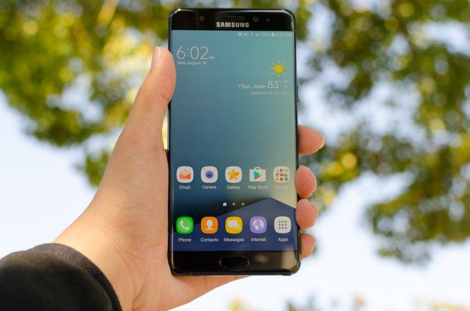 Samsung's Unprecedented Note Recall Ruins their Great Year