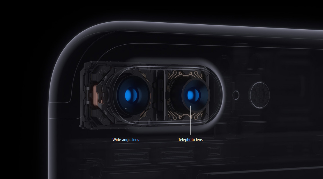 Apple Announces IPhone 7 Plus A10 Fusion SoC New Camera Wide Color Gamut Preorders Start Sept 9th