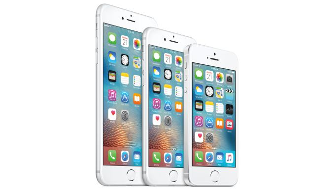 Apple Adjusts iOS Device Storage Tiers and Prices