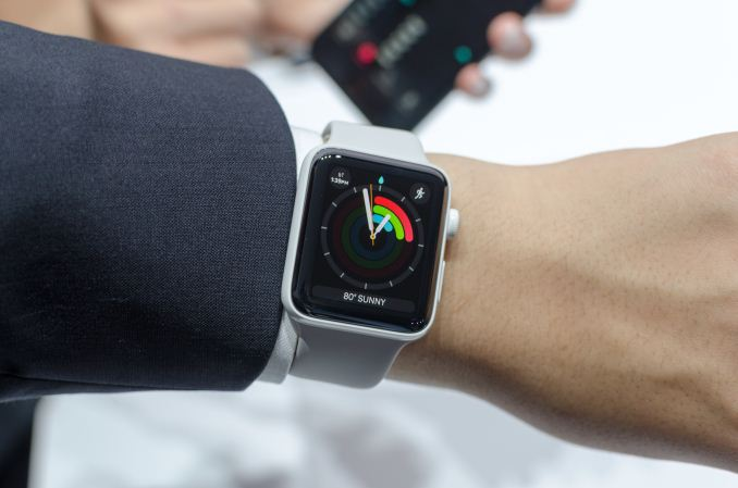 Hands On With The Apple Watch Series 2