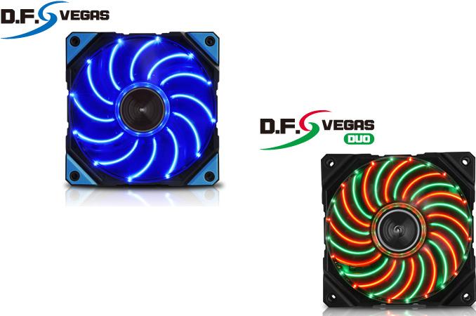Enermax UCDFP12P D.F.Pressure Cooling