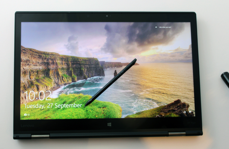 אדיר The Lenovo ThinkPad X1 Yoga Review: OLED and LCD Tested YM-66
