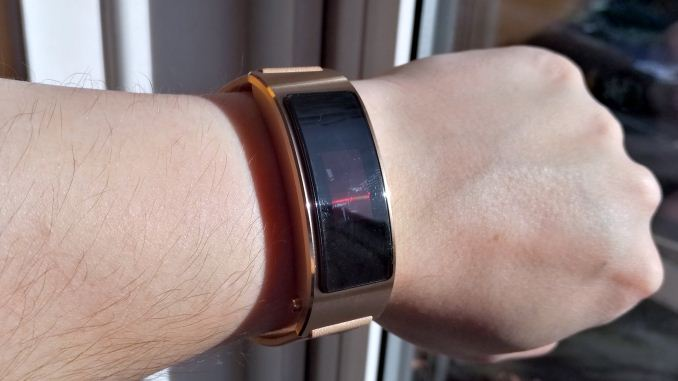 One Month With: The Huawei TalkBand B3