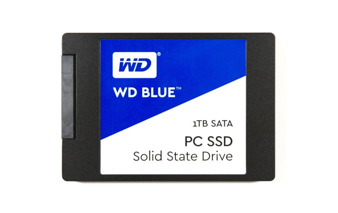 The Western Digital Blue (1TB) SSD Review: WD Returns to