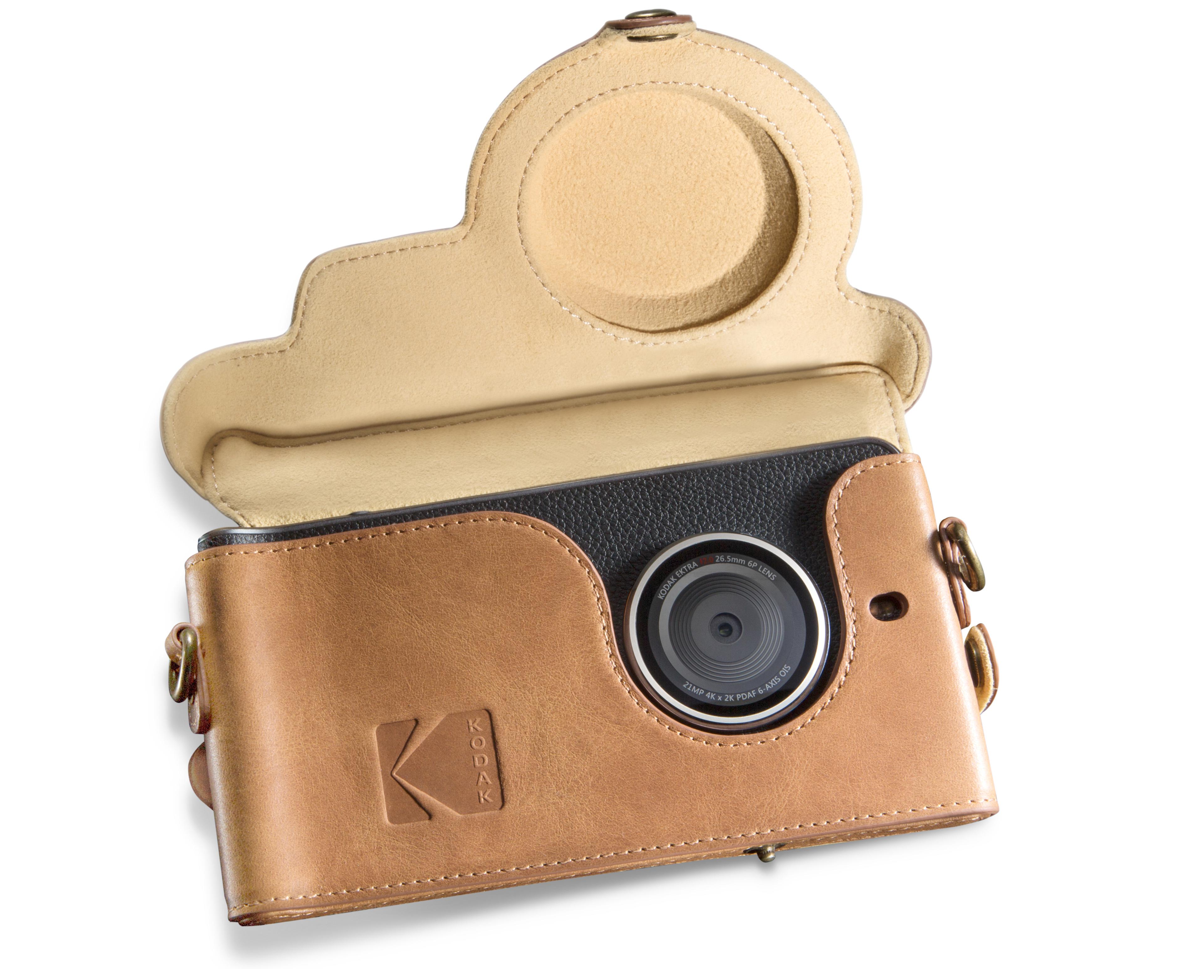 Kodak Ektra Smartphone Announced Mediatek Helio X20 21