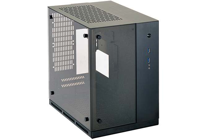 Lian Li Pc Q37 Announced Two Stage Mini Itx Chassis With