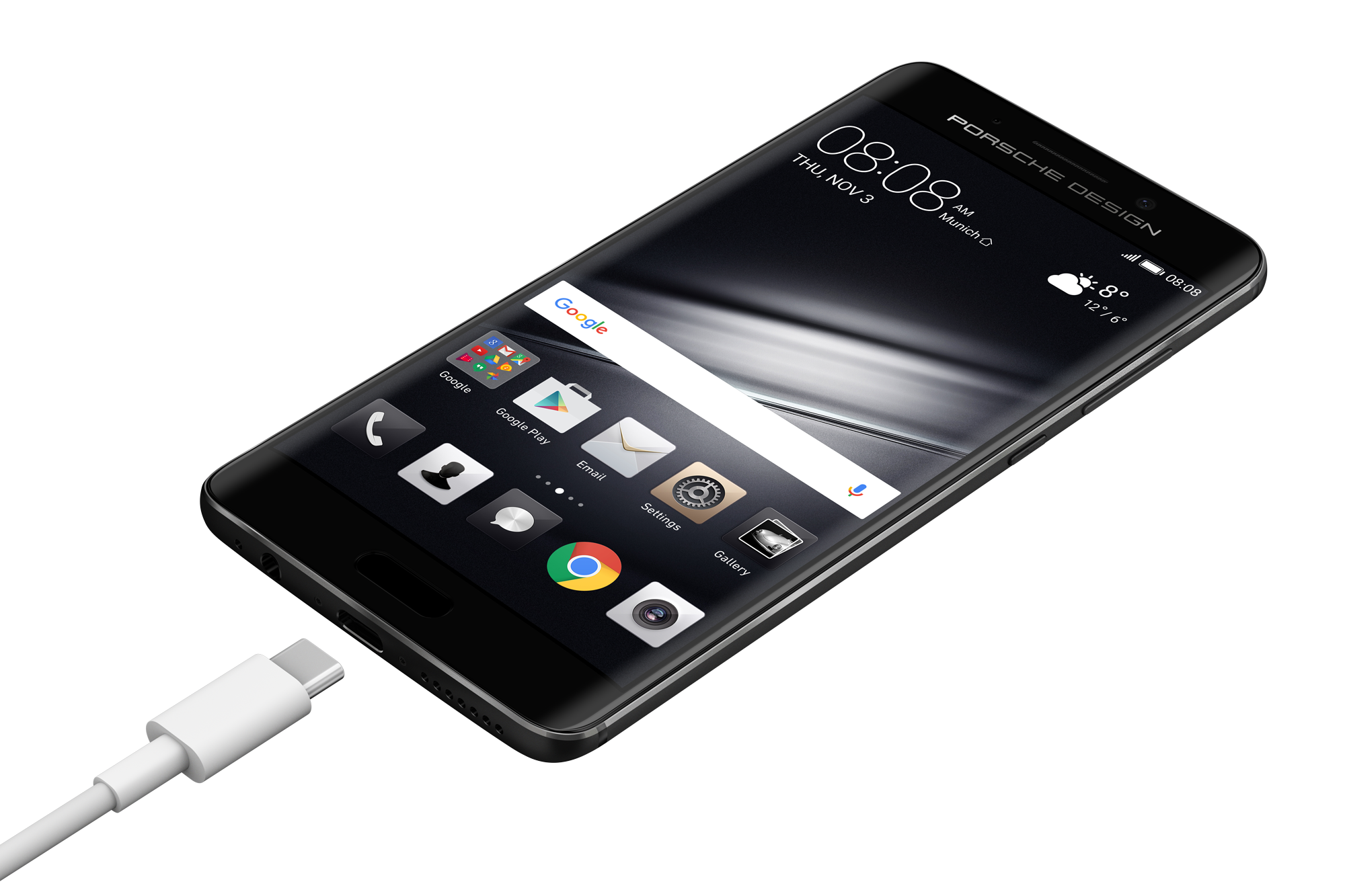 Huawei Mate 9 Porsche Design Launched: Curved 5 5-inch 1440p