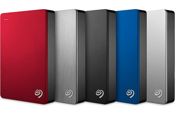 Seagate crams a massive 5TB into a portable hard drive