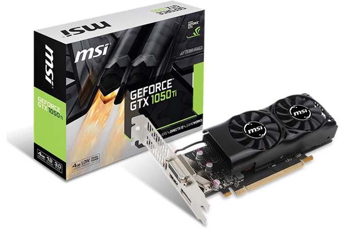 msi graphics cards & video adapters