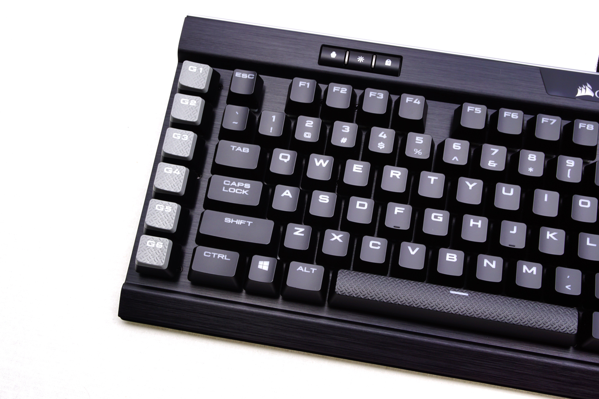 The Corsair K95 RGB Platinum Mechanical Gaming Keyboard - The