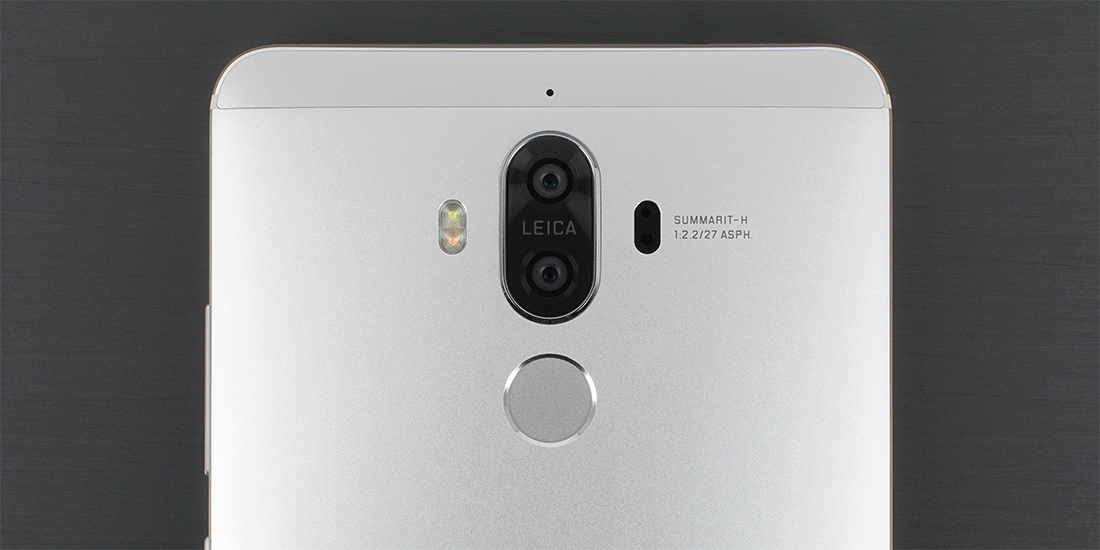 Camera Hardware & Software - The Huawei Mate 9 Review