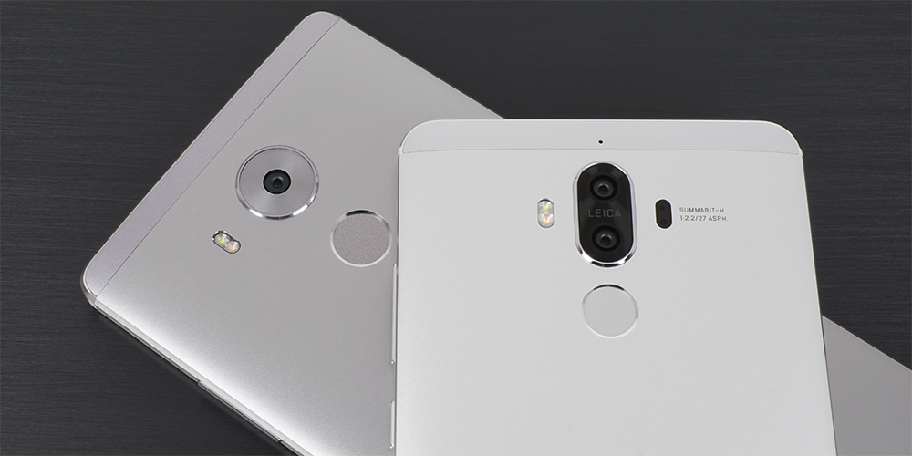 Design - The Huawei Mate 9 Review
