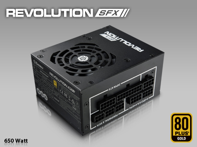 Enermax Enters SFX Game with Revolution SFX PSUs
