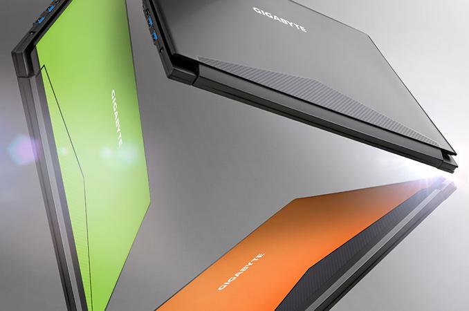 GIGABYTE Updates The Aero 14 Thin Gaming Laptop: Now with a GeForce GTX 1060 GPU