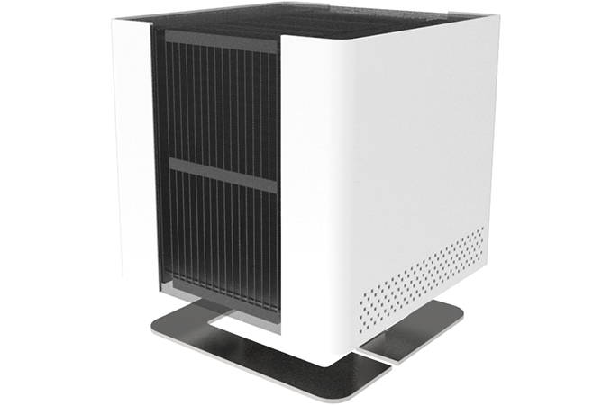 Google Mini Home Reviews >> Calyos NSG Cube: Passively Cooled SFF PC with Intel Core and GeForce GTX 1060