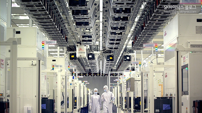 SK Hynix to build new NAND flash chip plant in Cheongju