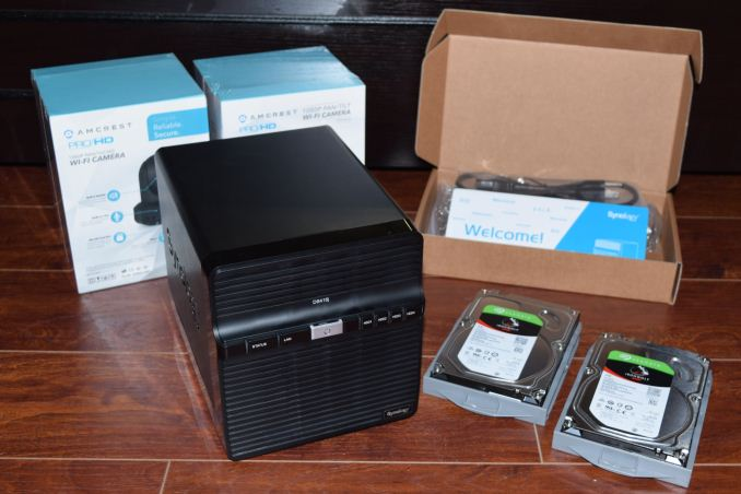 Synology, Seagate, and Amcrest's 2016 Surveillance Bundle Capsule Review