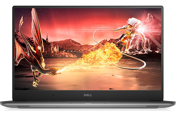 Dell Readies New XPS 15: 4K, Quad-Core Kaby Lake, GeForce