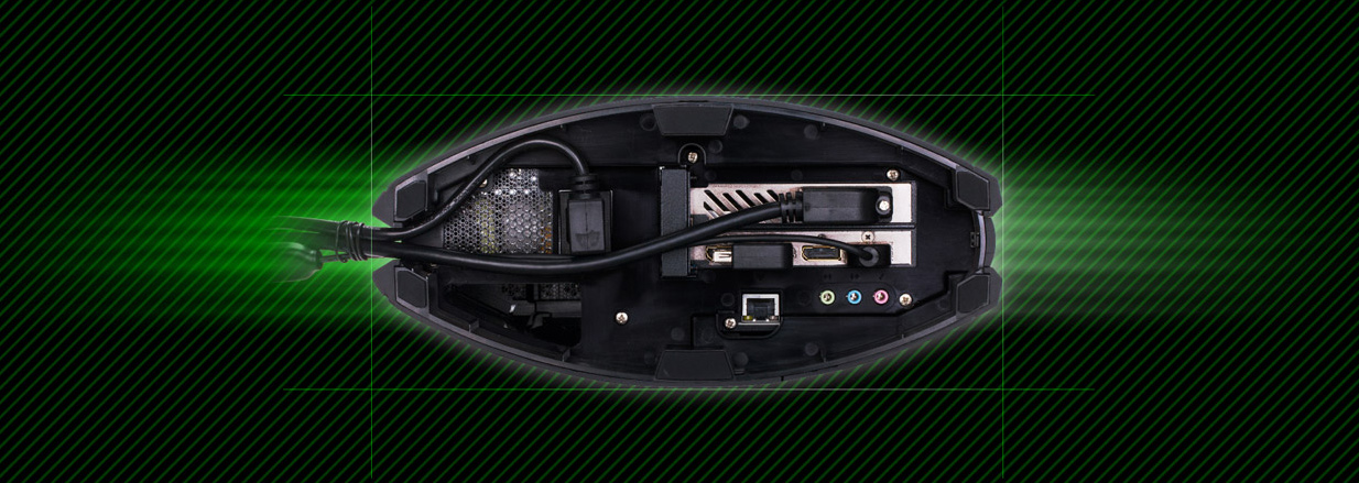 GIGABYTE's New Console: The 'Gaming GT' PC Launched with Core i7-K