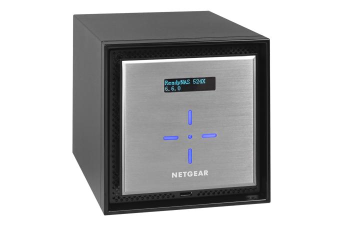 Netgear Expands ReadyNAS Lineup with Intel Denverton Atom Platform