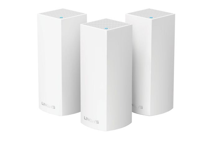 Linksys Enters Mesh Wi-Fi Market with Velop Whole Home Wi-Fi