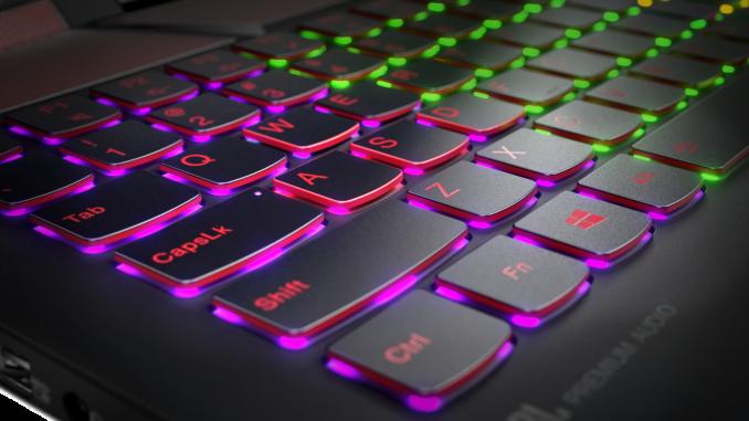 Lenovo Launches Legion Branded Gaming Laptops