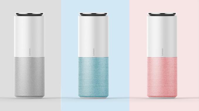 Lenovo Announces The Alexa Powered Smart Assistant, And Smart Storage NAS