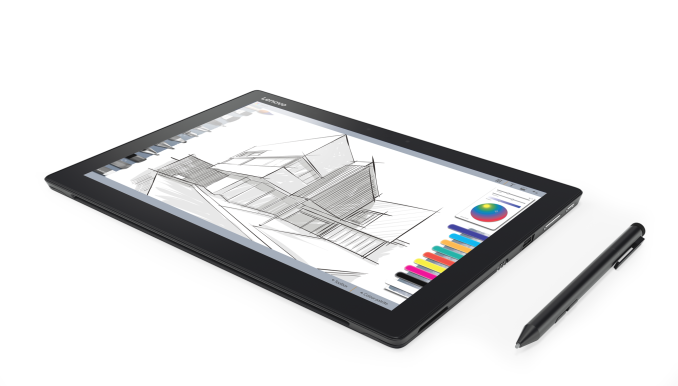 Lenovo Refreshes The MIIX Tablet With the MIIX 720
