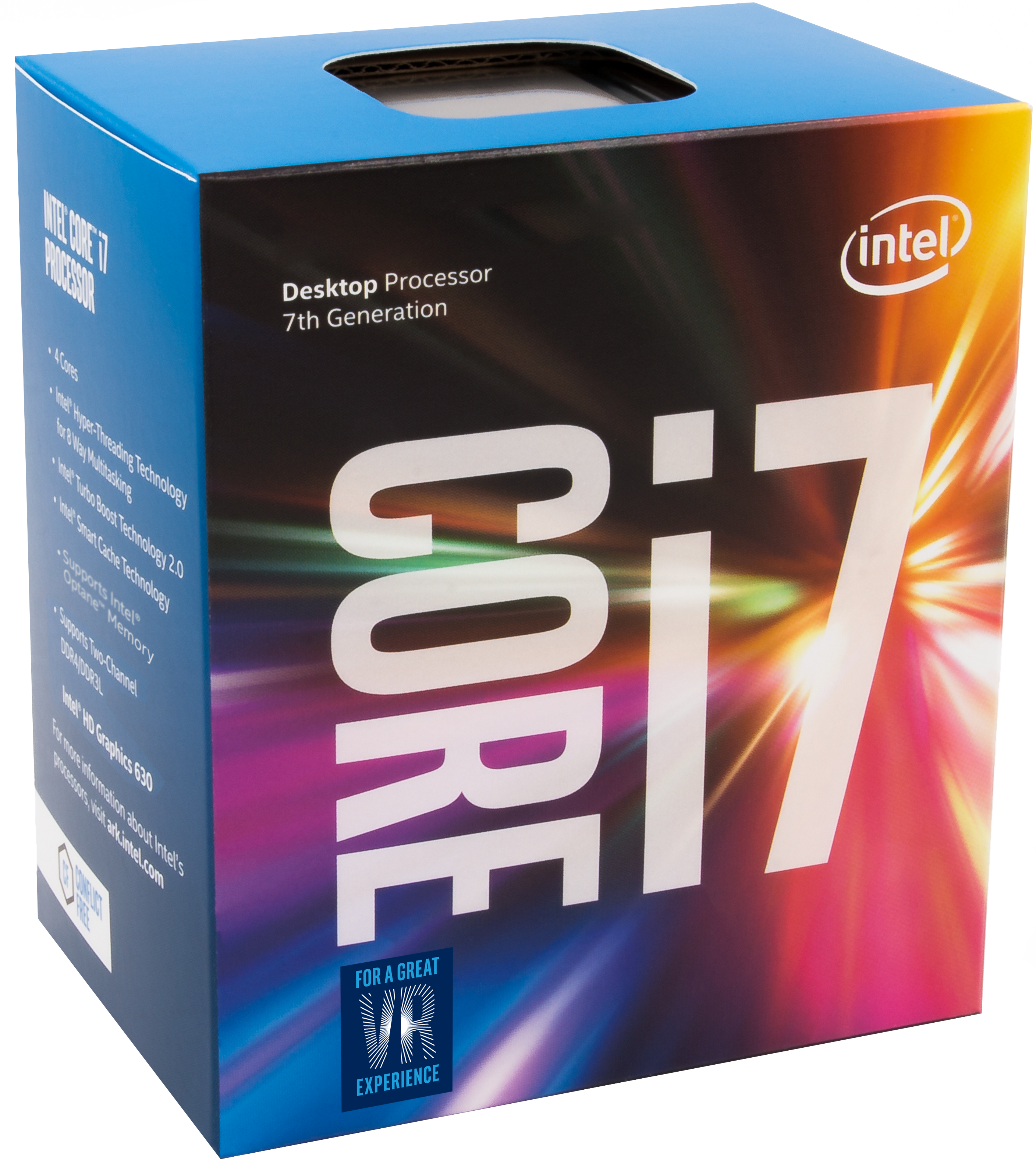 The Intel Core i7-7700K (91W) Review: The New Out-of-the-box