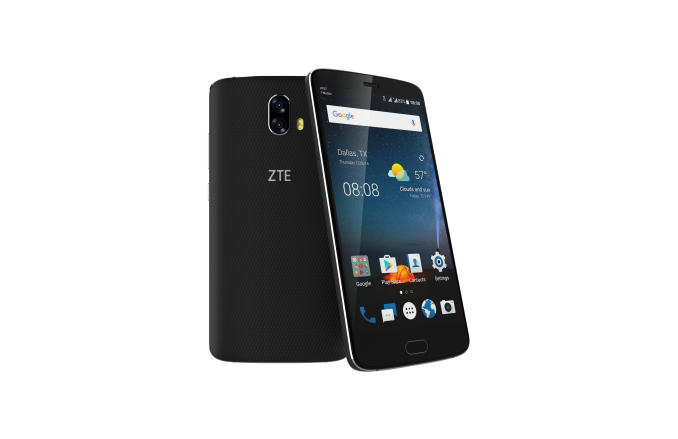 ZTE Announces Blade V8 Pro with Snapdragon 625, Hawkeye Phone