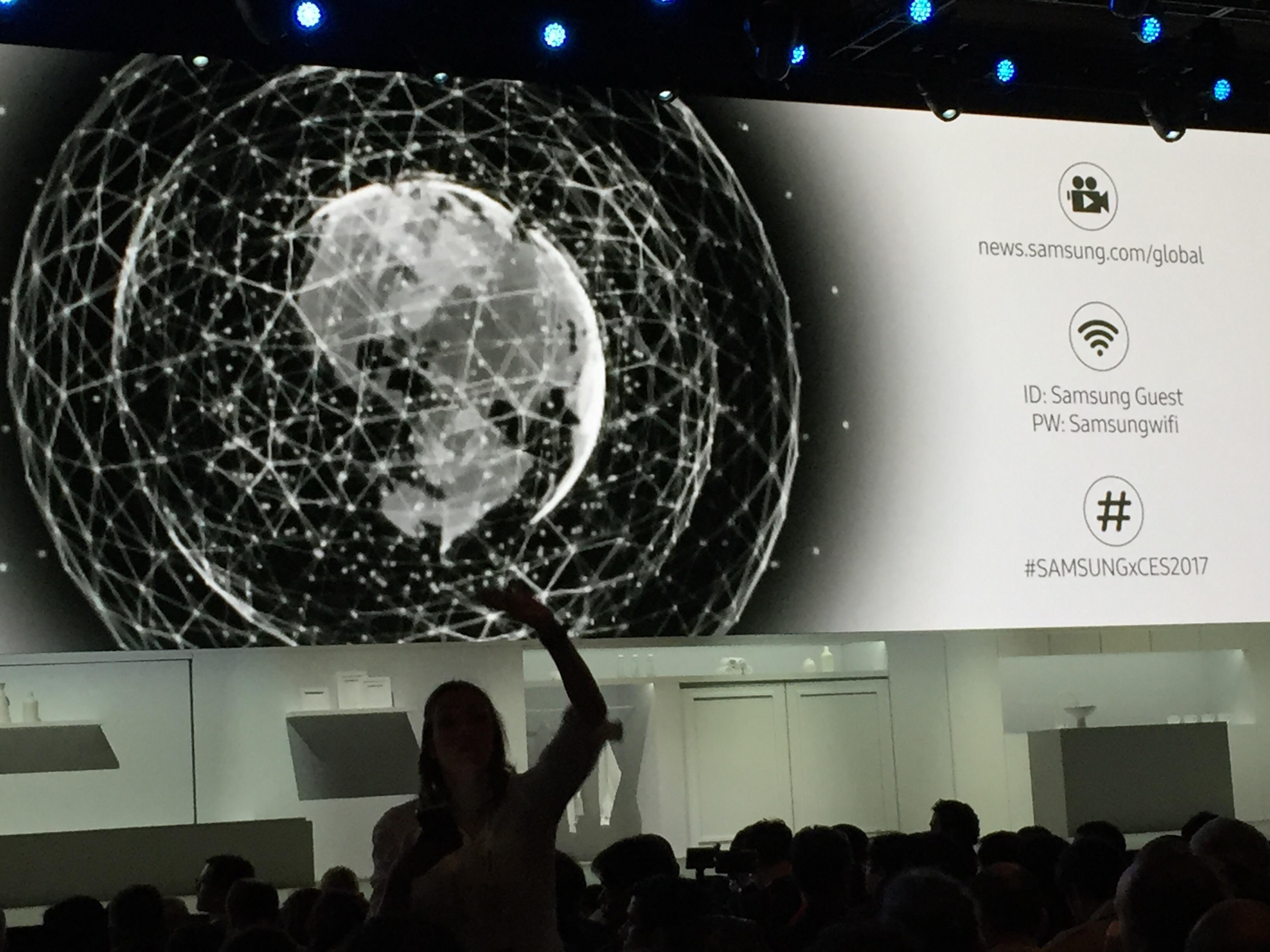 Samsung CES 2017 Event Live Blog