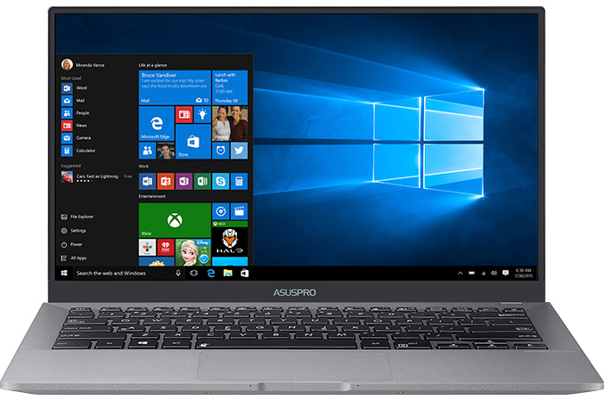 ASUS PRO B9440: Durable Ultra-Thin Business Laptop with 10 ...