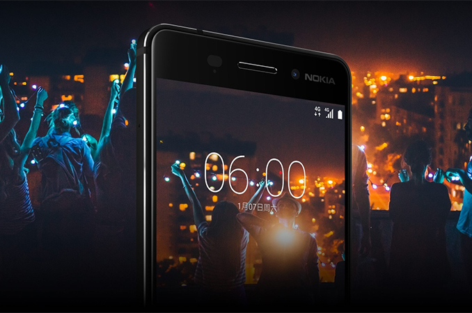 Nokia 6 Announced: Qualcomm Snapdragon 430, 5.5-Inch Display, Android 7