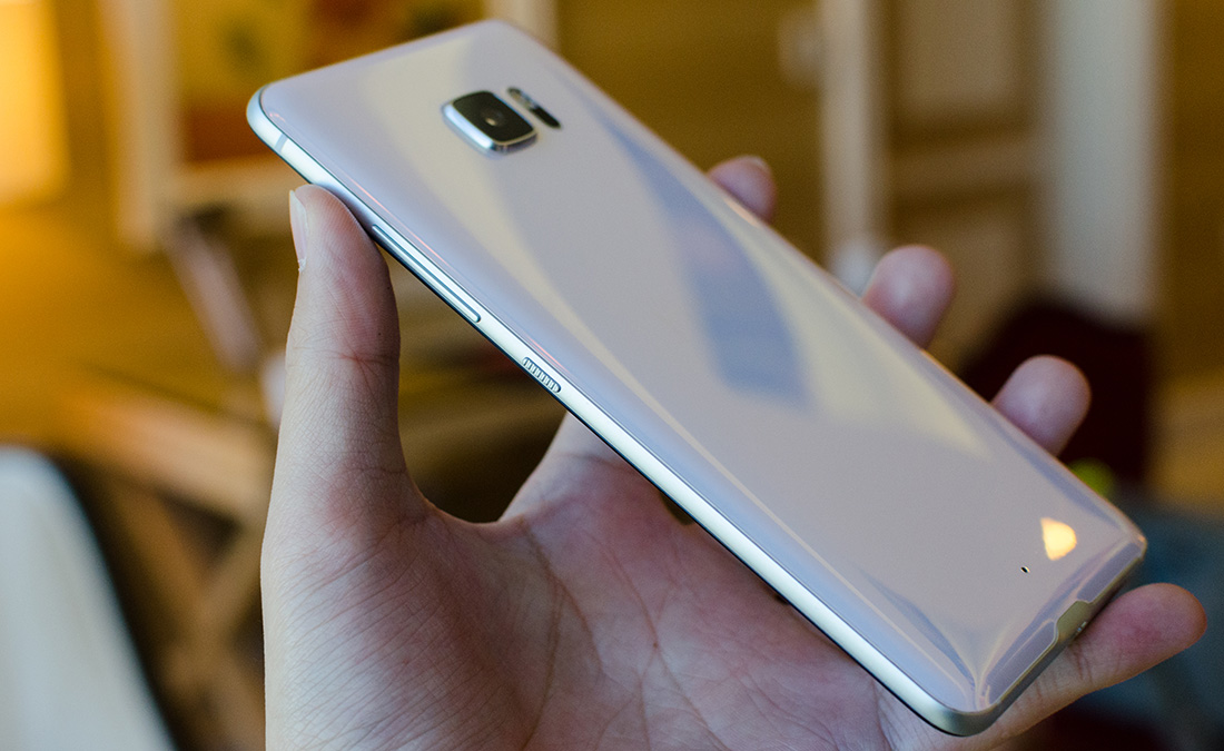 HTC_U_Ultra-Back HTC Announces New Telephones For U: HTC U Participate in and HTC U Ultra