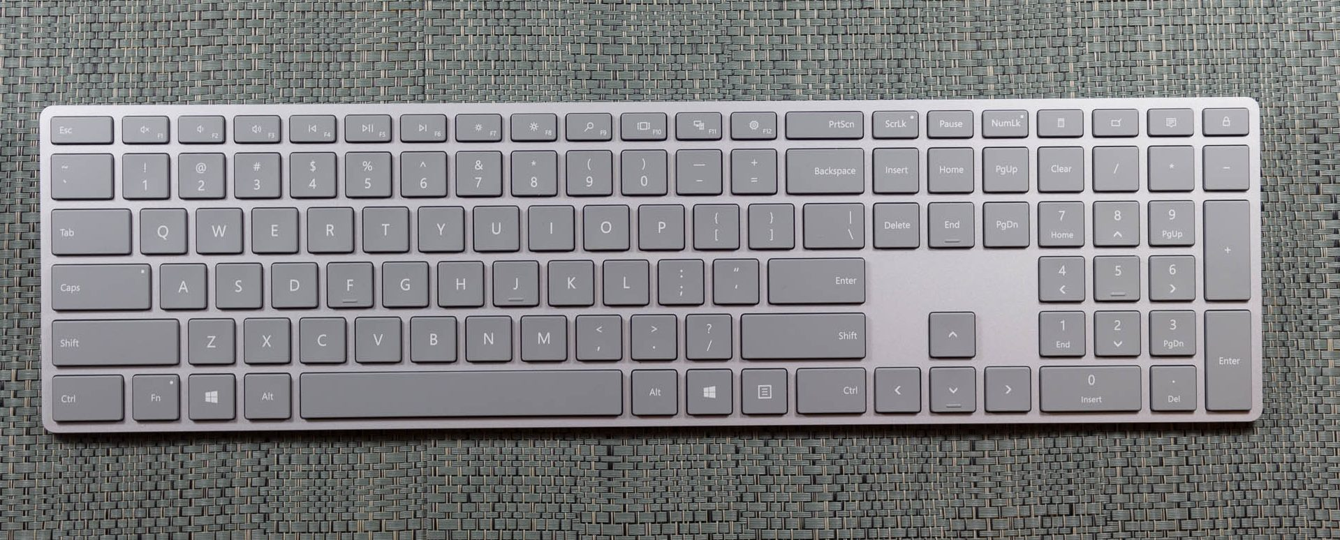microsoft surface keyboard windows 7 drivers
