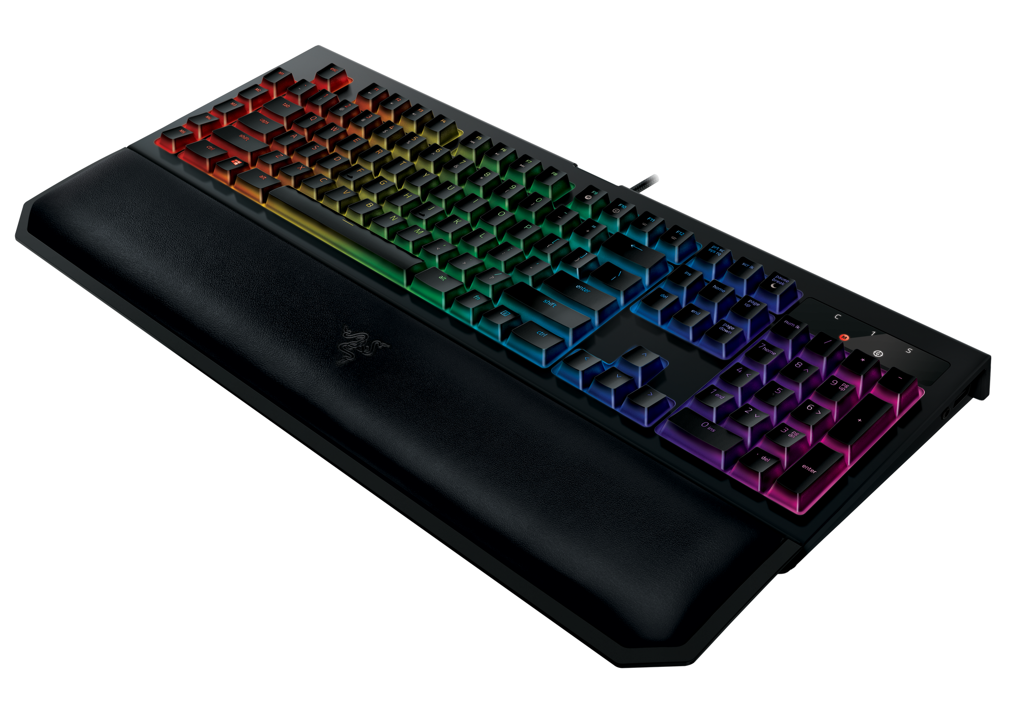 Razer Updates The BlackWidow Chroma Keyboard: New Ergonomics
