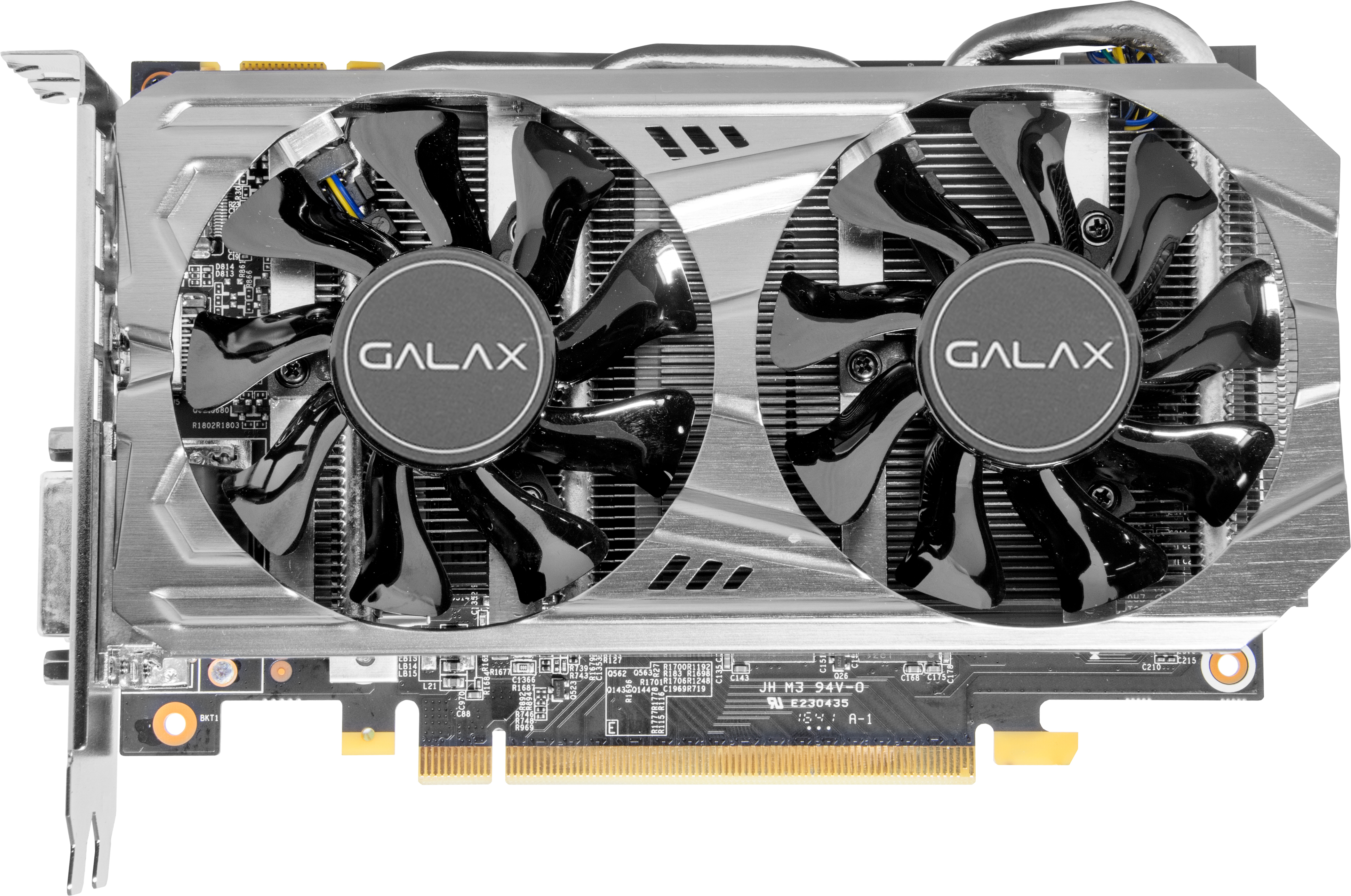 Palit Launches GeForce GTX 1070 for Mini-ITX PCs with GALAX and KFA2