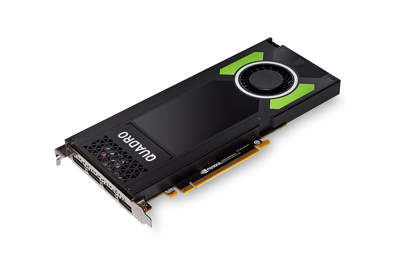NVIDIA Announces Quadro P4000, P2000, P1000, P600, & P400
