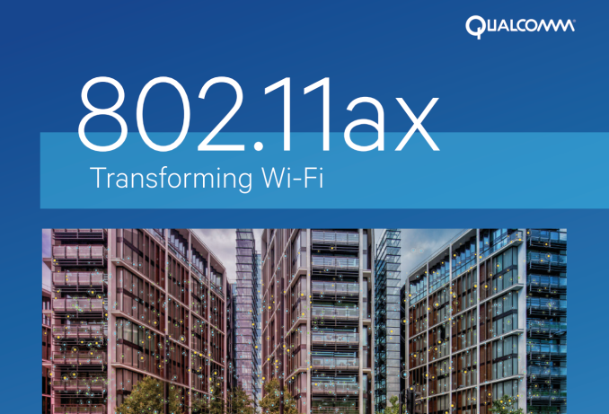 Qualcomm announces the new 802.11ax Wi-Fi protocol for improved connectivity