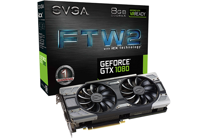 EVGA's New iCX Range: NVIDIA GPUs with More Control for Cooling