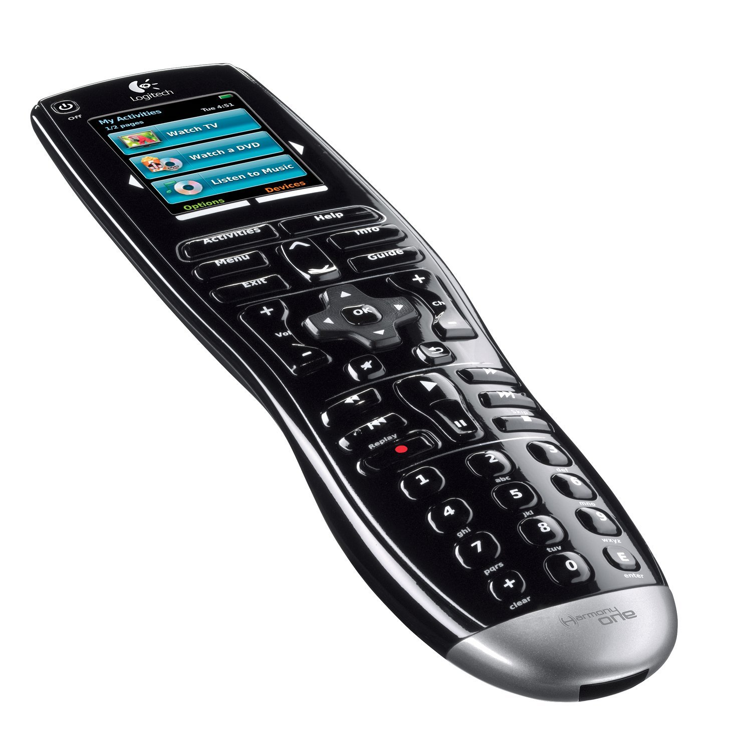 cf5c42e6740 The Logitech Harmony Elite Experience: Ultimate Control