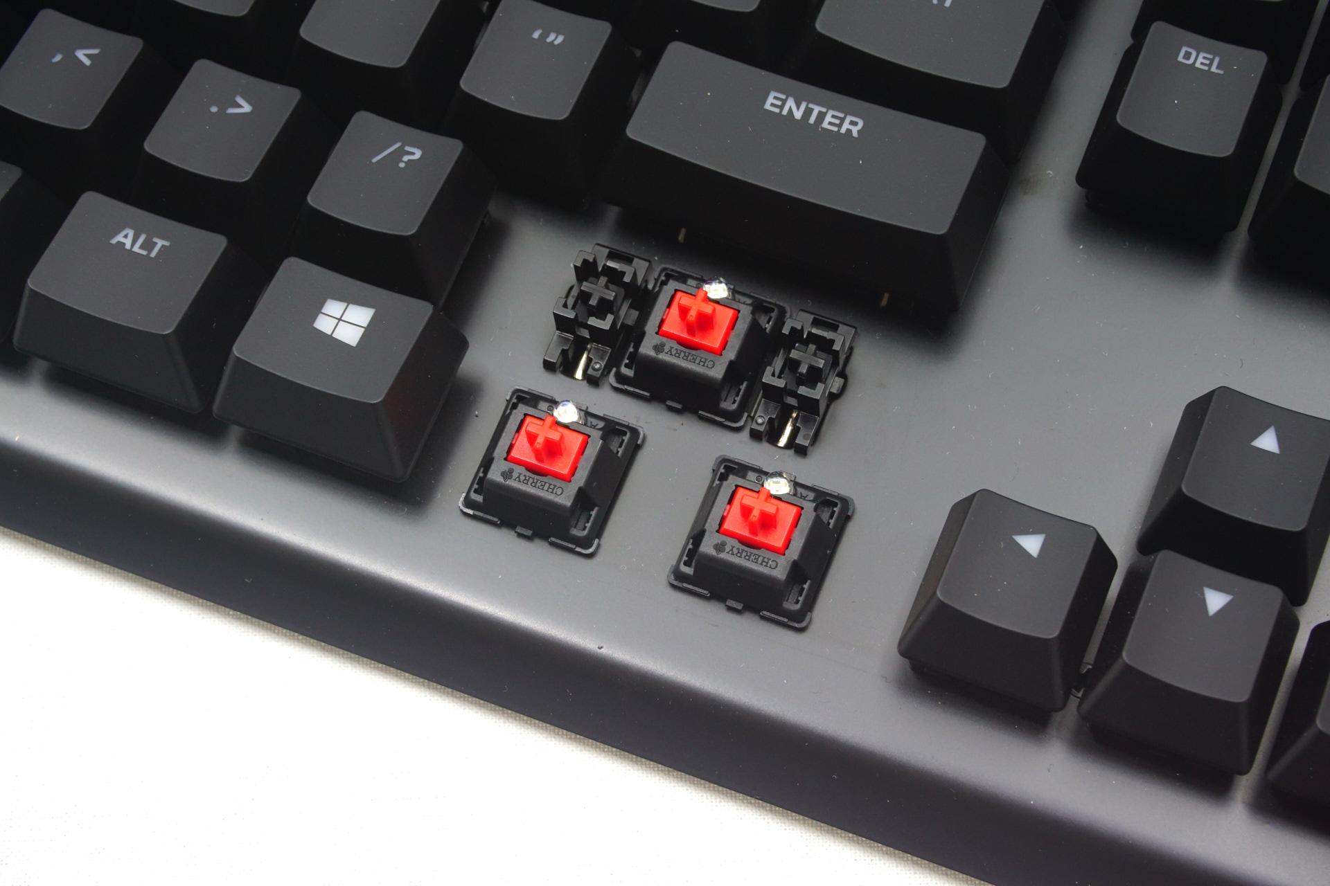 the keyboard the kingston hyperx alloy elite mechanical keyboard