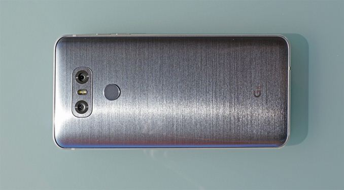 Announcing the LG G6: Snapdragon 821, 18:9 Display, IP68