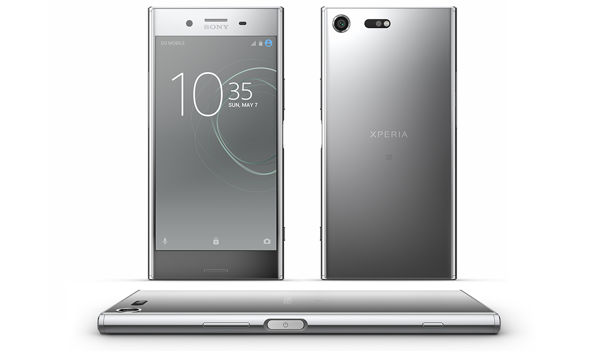 Sony Launches Xperia XZ Premium and Xperia XZs Phones For ...