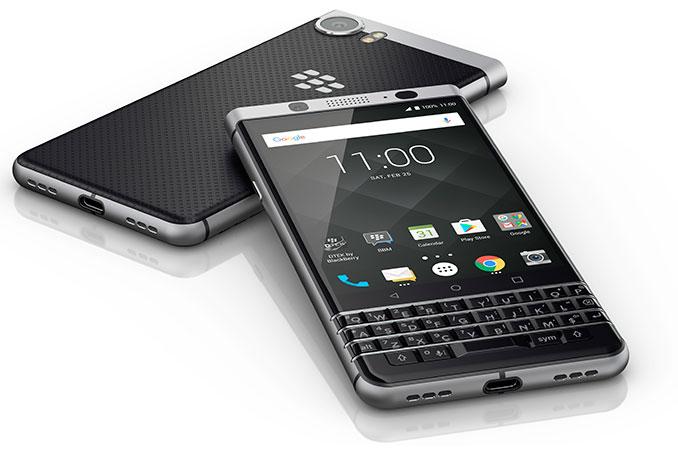 blackberry keyone uae release date
